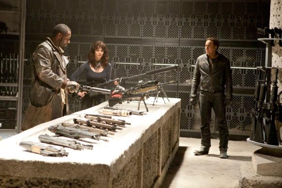 Nicolas Cage;Violante Placido;Idris Elba